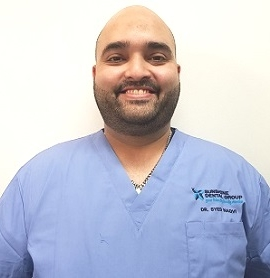 Dr. Syed Naqvi